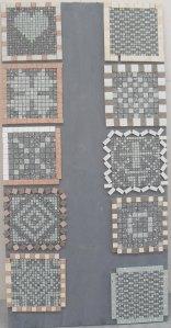 Modele de mozaic ceramic