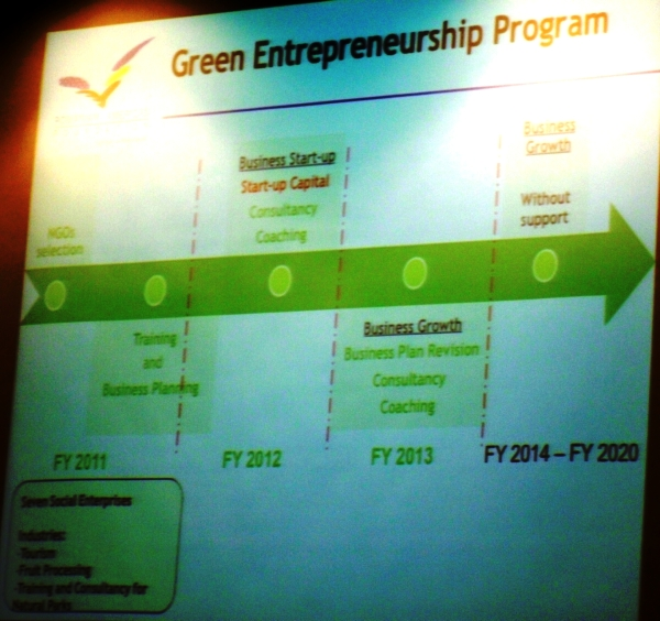 Green Entrepreneurship Program