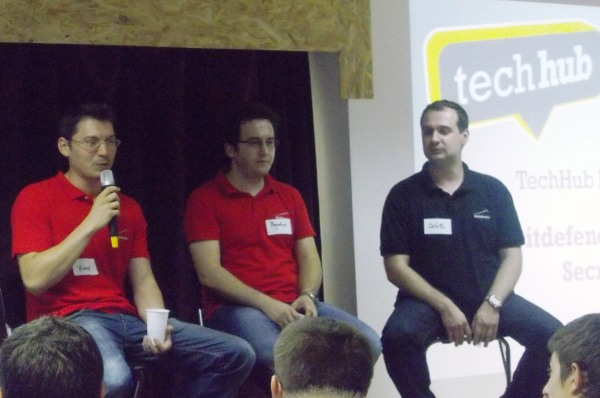 Bitdefender - Techhub Bucharest 2