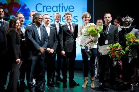 Creative Business Cup+Romania+2013