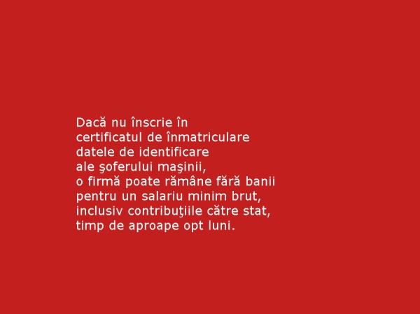 amenzile de circulatie_cat reprezinta_cat costa_firma