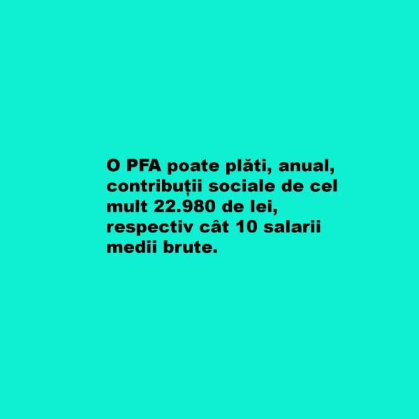 contributii sociale_PFA_activitati independente