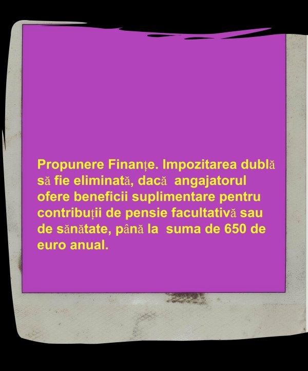 modificarea Codului fiscal si a Codului de procedura fiscala_contributiile la sanatate