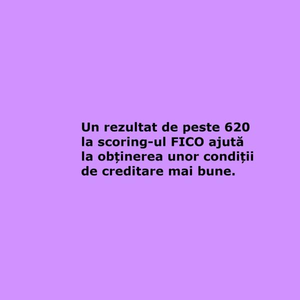scoring FICO_creditare_conditii