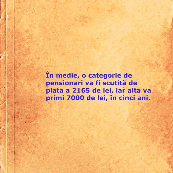 amnistia fiscala_scutirea de la plata pensiilor suplimentare_pensionari