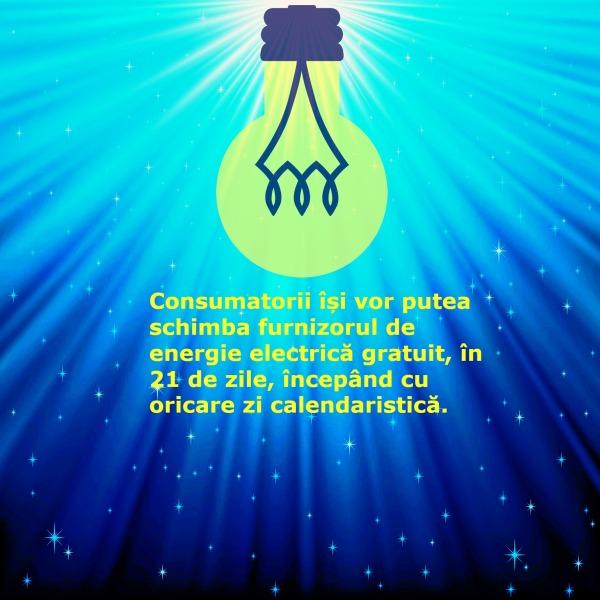ANRE_shimbarea furnizorului de energie electrica_consumator energie electrica