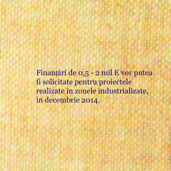 finantari 0,5 - 2 mil E_decembrie 2014_proiecte in zonele industrializate