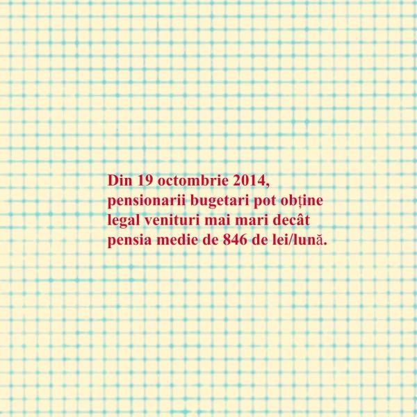 pensie_salariu_bugetar_care este pensia medie in Romania