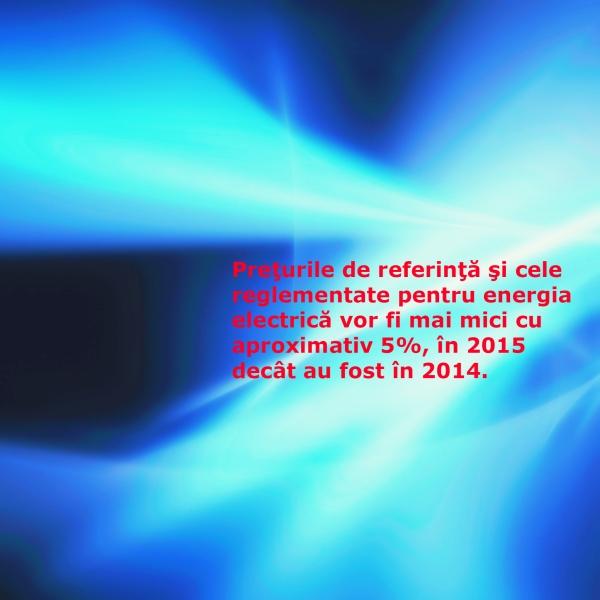 preturile pentru energia electrica_2015_Romania_ANRE