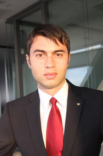 Constantin Măgdălina, EY România