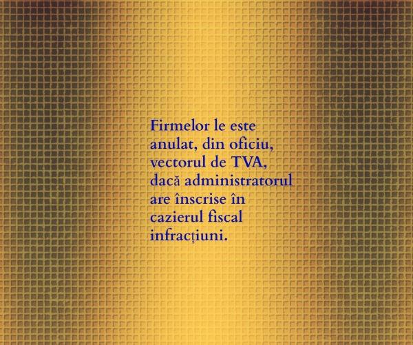 vector-TVA-infractiuni-administrator-cazier-fiscal